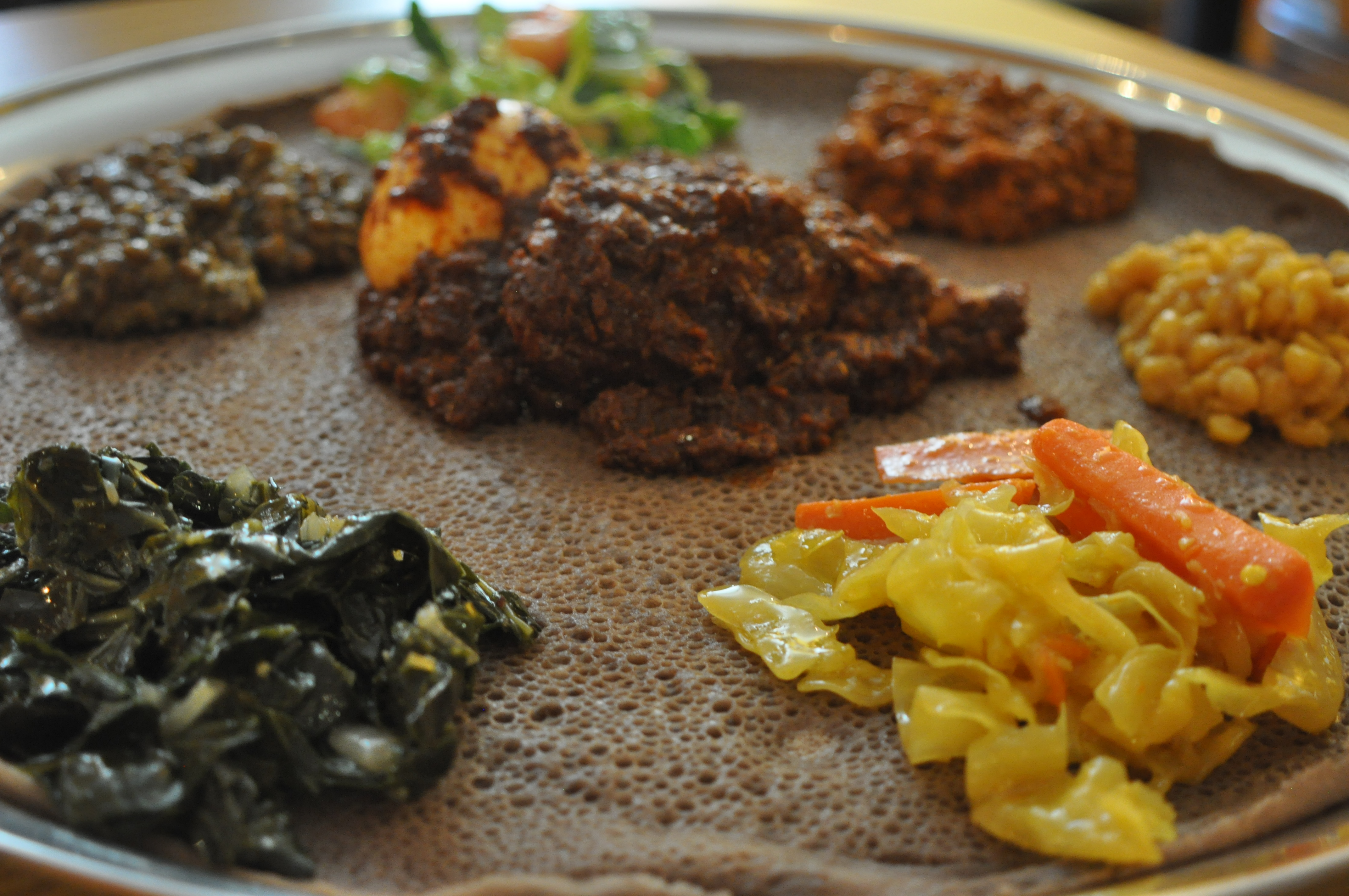 Our food 4 you chercher ethiopian restaurant for Cuisine you